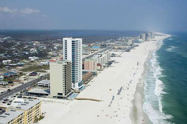 Gulf Shores Hotel Near Beach