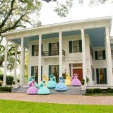 Azalea Trail Maids at Bragg Mitchell Mansion
