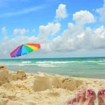 Mobile Bay Alabama Beach