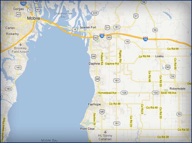 Mobile Alabama Homes: Gulf Ss AL Real Estate, Fairhope ... on mobile al city map, alabama industry map, mobile airport logo, mobile airport mob, mobile school district map, mobile interstate 10 map, mobile network map, mobile airport mobile alabama, mobile airport parking,